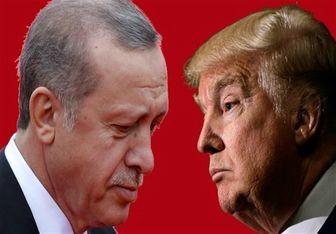 اردوغان و ترامپ در چه مورد گفت و گو کردند؟