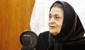 زنی که آغازگر دوبله در ایران بود/عکس