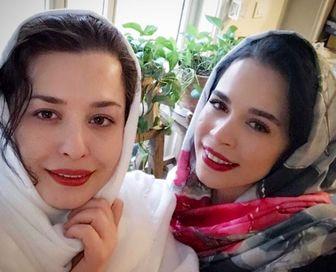 خوشگذرانی های معروفترین خواهران بازیگرِ سینمای ایران/ عکس