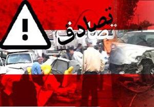 4 کشته و 14 مصدوم در 4 تصادف