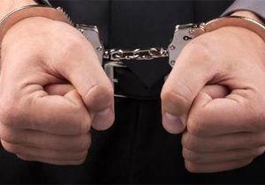 دستگیری عاملان تیراندازی به خودروی پلیس