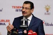 درخواست بازشماری آرای استانبول از سوی حزب حاکم