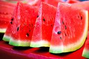 تولید هندوانه به اندازه دانه های زیتون/ عکس