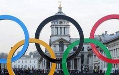 تب داغ بازیهای المپیک دردانشگاه آکسفورد انگلیس