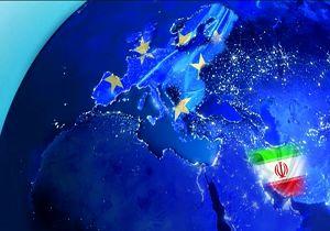 فریبکاری و معطل کردن ایران هدف بسته 18 میلیون یورویی اروپا