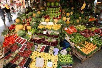 نرخ انواع میوه در میادین