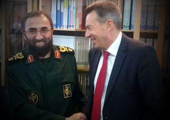 درخواست سردارباقرزاده از رئیس کمیته بین المللی صلیب سرخ