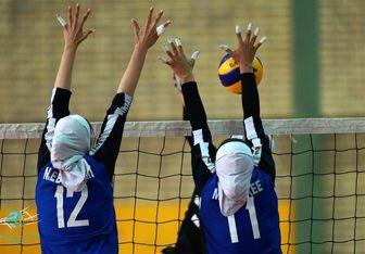 شکست بانوان ملی پوش والیبال در دومین رقابت آسیایی