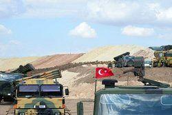 حمله ارتش ترکیه به خودروی آمریکایی