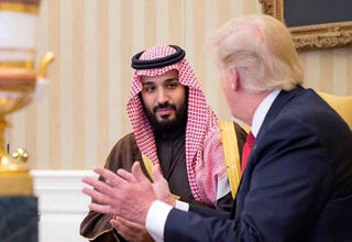 بازی موش و گربه ترامپ با بن سلمان