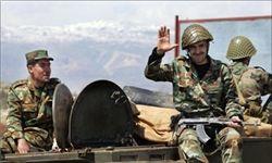 درگیری ارتشسوریه با گروهک مسلح درحمص