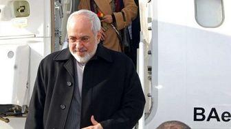 دیدار نماینده ویژه رئیس جمهور افغانستان در امور صلح با ظریف