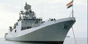 تمجید رئیس جمهور روسیه از قدرت ناوگان دریایی کشورش