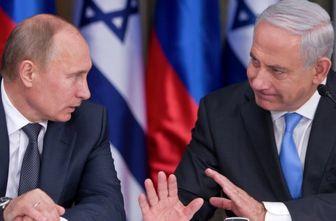 نتانیاهو: با پوتین در مورد ایران گفتگو می کنم