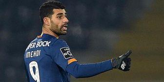 تمجید رسانه پرتغالی از لژیونر فوتبال ایران