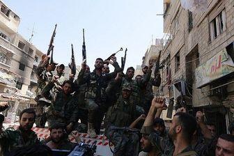 تروریستها در سوریه باز هم به جان هم افتادند