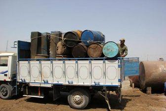 تمام مرزها درگیر قاچاق سوخت است