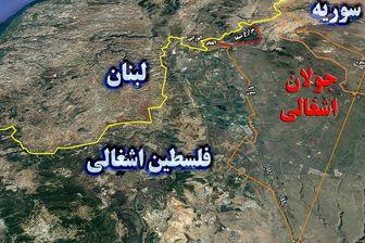 حمله صهیونیست ها به مرز سوریه