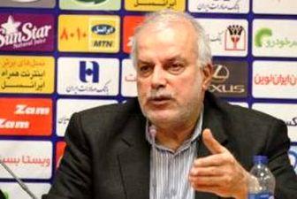بهروان:هواداران تنها با بلیت الکترونیک به ورزشگاه بیایند