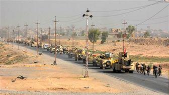 آزادی 80درصد شرق موصل