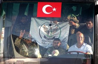 تداوم حمایت ترکیه از دولت غیرقانونی معارضین سوری