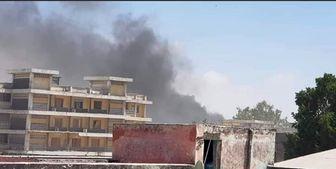 انفجار بمب در مرکز ایالت بلوچستان پاکستان