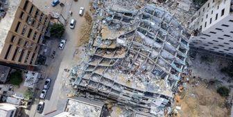 اقدام اسرائیل در بمباران برج الجلاء جنایتی تمام عیار است