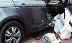 خودروی بمبگذاری شده القاعده خنثی شد