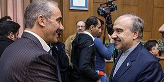 انتصاب قمری به عنوان مدیرکل امور استانهای وزارت ورزش
