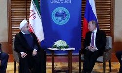 در دیدار رؤسای جمهور ایران و روسیه چه گذشت؟