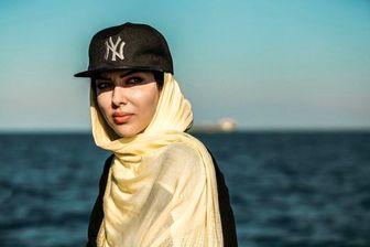 صحبتهای جنجالی «لیلا اوتادی» و شکایت آقای تهیهکننده/ عکس
