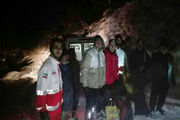 نجات 3 گمشده در جنگل پس از یازده ساعت