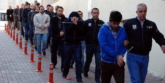 دادستانی ترکیه حکم جلب ۶۰ نفر را صادر کرد