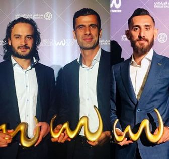 ۳ بازیکن ایرانی در بین نامزدهای برترین ساحلی بازان جهان