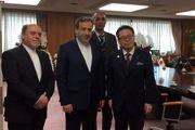 ایران خواستار گسترش روابط اقتصادی با ژاپن