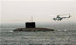 زیردریاییها جزئی مهم از نیروی دریایی ایران هستند