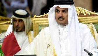 امیر قطر به فکر کاهش هزینهها افتاد
