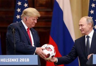 لابی پوتین با ترامپ برای کنترل تسلیحات