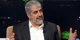 العربیه صحبتهای «خالد مشعل» را سانسور کرد