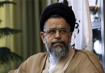 وزیر اطلاعات با نماینده ولیفقیه در استان سمنان دیدار کرد