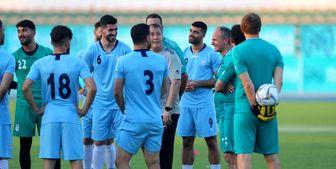 کدام بازیکنان تیم ملی فوتبال ایران در بحرین خط می خورند؟