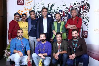 """گروه """"رستاک""""با خوانندگی محمدرضا هدایتی/صوت"""