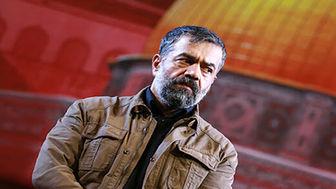 اشعار کنایهآمیز محمود کریمی درباره فایل صوتی ظریف+فیلم