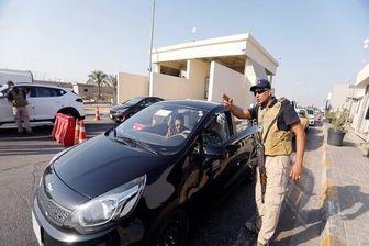 حمله موشکی به اطراف فرودگاه بغداد