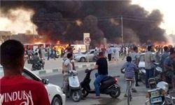 ۱۵ کشته در دو انفجار دیگر در بغداد و سامرا