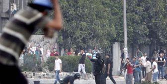 تیراندازی در حومه قاهره