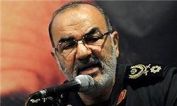 پاسداران اجازه کوچکترین آسیب به مردم ایران را نمیدهند