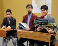 اظهارنظر بازیگران «خنده بازار» درباره نشریات زرد!