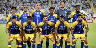 صحنه دردناک برای النصر عربستان بعد از شکست مقابل پرسپولیس+عکس