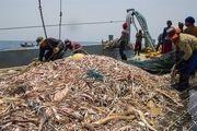 ماهیگیری چینیها در آب های عمیق ایران در دریای عمان